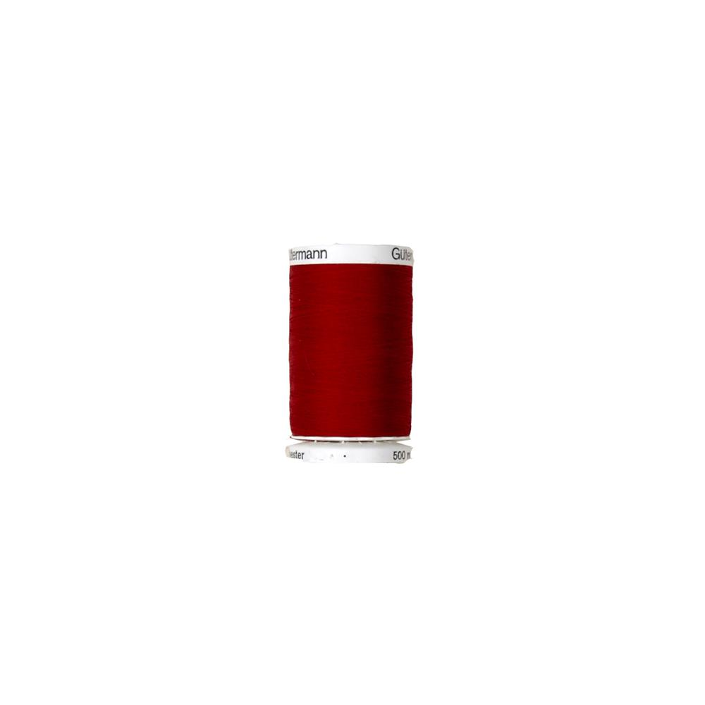 Gutermann Sew-All Thread 547Yards (501-420) Chili Red