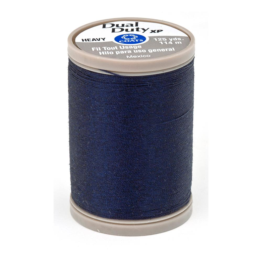Coats & Clark Dual Duty XP Heavy 125yds Navy