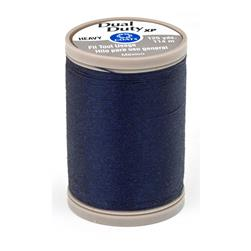 Coats & Clark Dual Duty XP Heavy 125 YD Navy