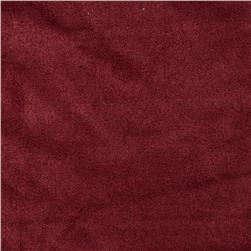 Sutton Suede Knit Maroon
