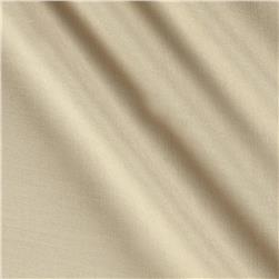 Rayon Viscose Batiste Soft Knit Light Khaki