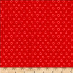 Riley Blake Ardently Austen Floral Red