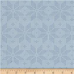 Meadow Stitch Blue