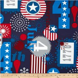 Alexander Henry Love, Luck and Liberty Happy Birthday USA Navy