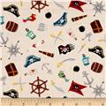 Pirates Pirate Icons Cream