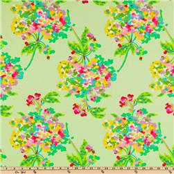 Amy Butler Love Water Bouquet Mint Fabric