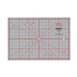 TrueCut Double Sided Rotary Cutting Mat-12''X18''