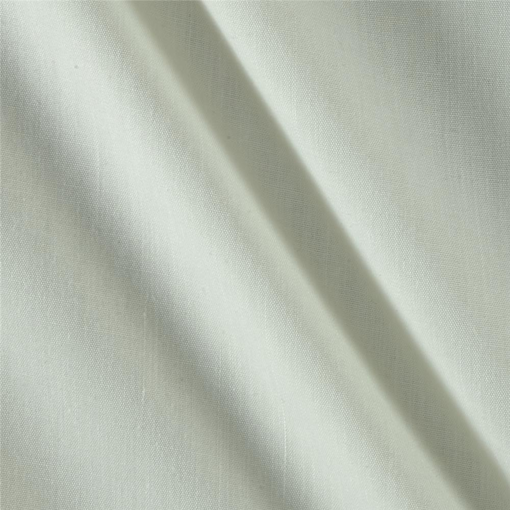 "60"" Poly Cotton Broadcloth Ivory"