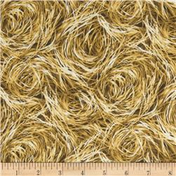 Flutter Nest Textures Brown