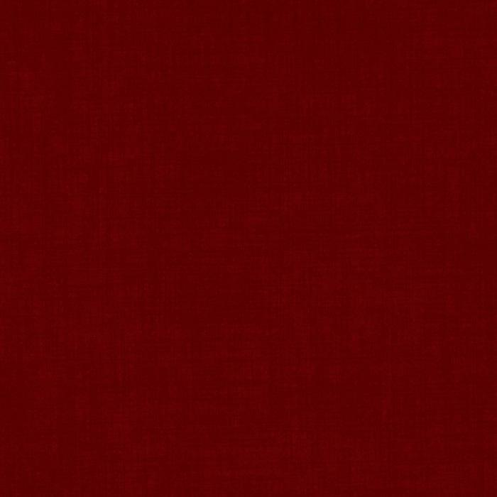 Moda Chateau Rouge Linen Solid Roche Red