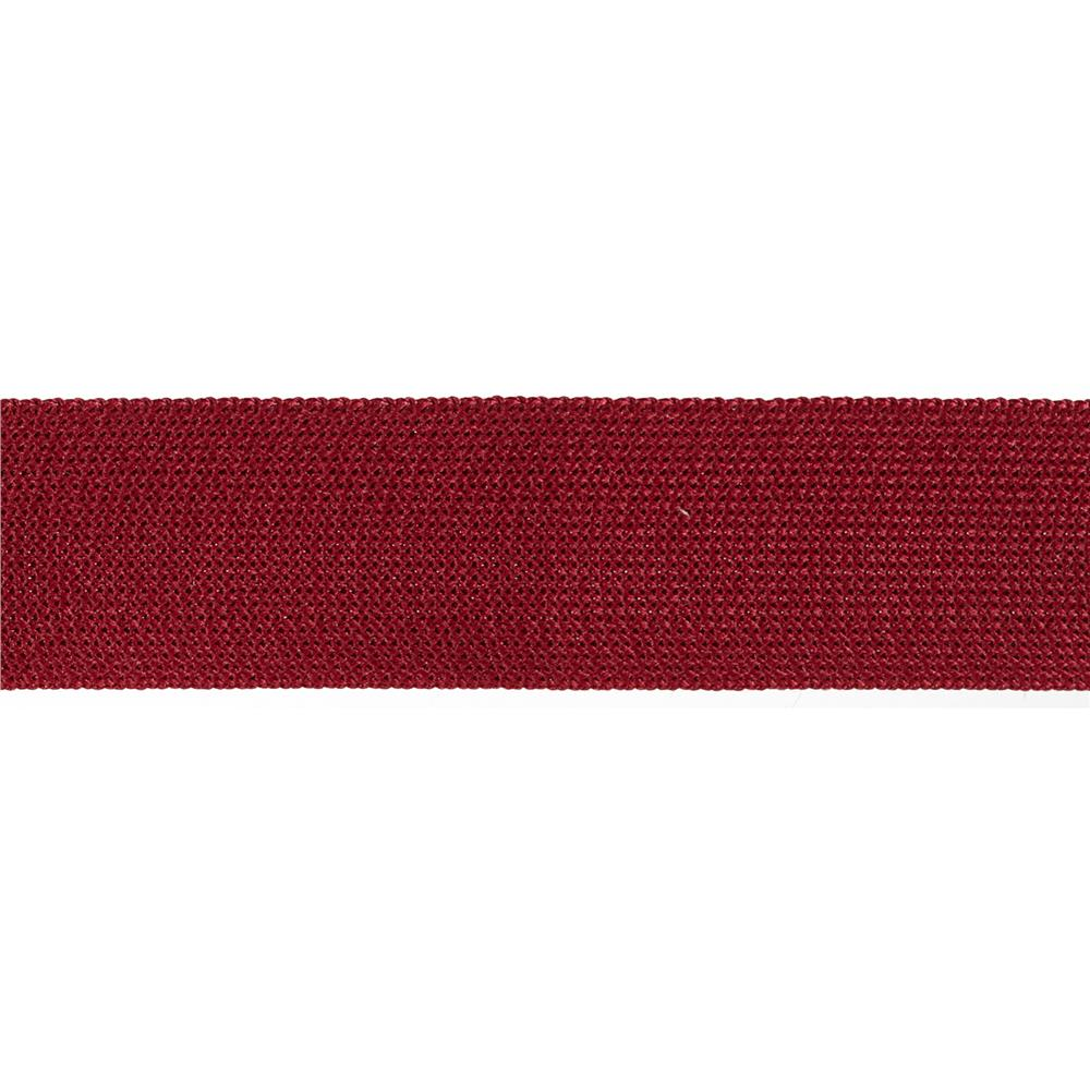 "Team Spirit 1"" Solid Trim Cardinal"
