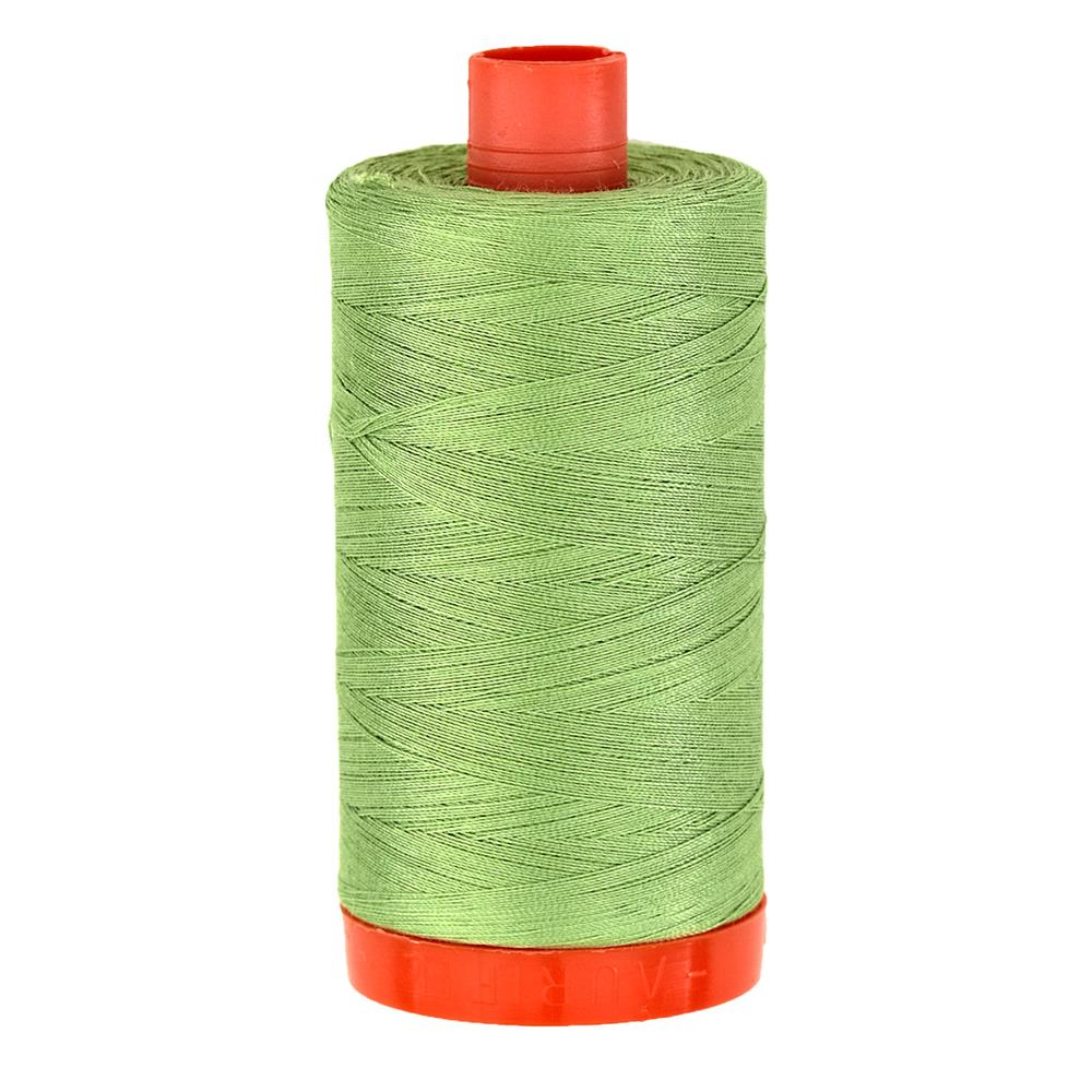 Aurifil Quilting Thread 50wt Light Fern