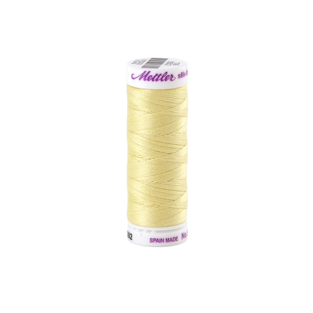 Mettler Cotton All Purpose Thread Lemon Frost