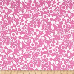 Modern Mixers Floral Pink