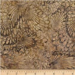 Timeless Treasures Tonga Batik Spice Market Floral Splash Jasper