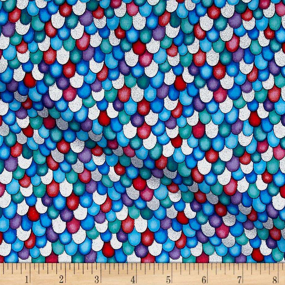 Just arrived for Rainbow fish fabric