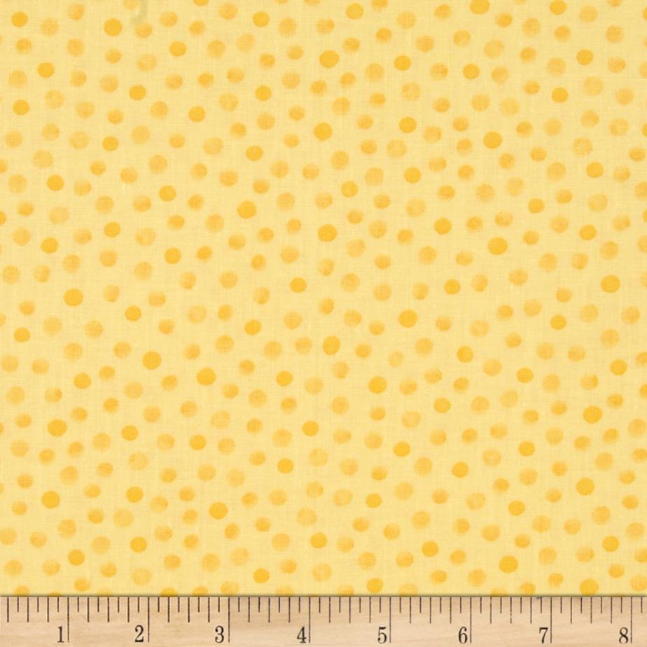 Oolie Dots Yellow
