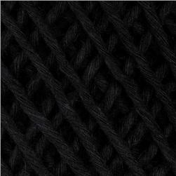 Martha Stewart Cotton Hemp Yarn (553) Black Licorice
