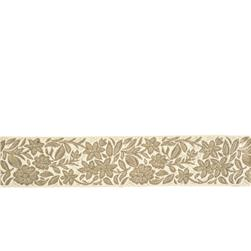"Mount Vernon 2"" Gillyflower Trim Hemp"