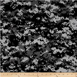 Urban Camouflage Black/Grey