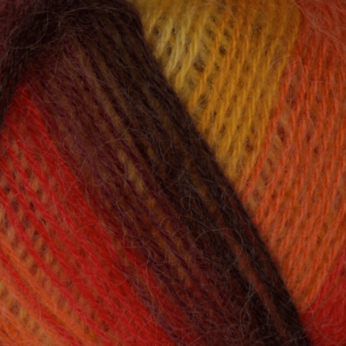 Patons Lace Yarn (33550) Bonfire