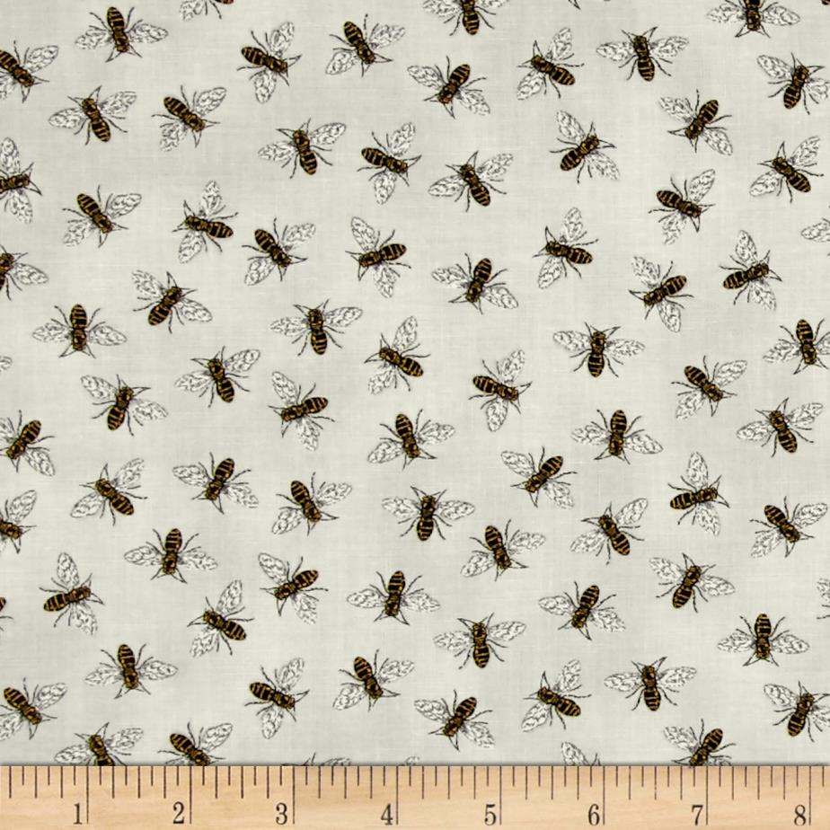 Moda Bee Creative Buzz Dove Grey