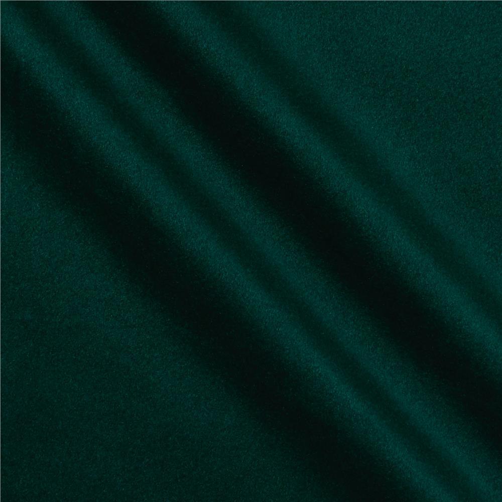 Upholstery Velvet Hunter Green