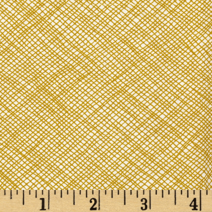 108'' Wide Quilt Backing Widescreen Grid Yarrow Fabric