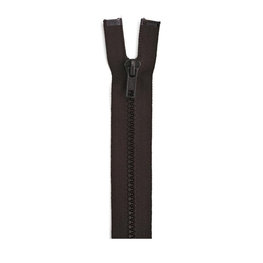 Sport Separating Zipper 26'' Cloister Brown