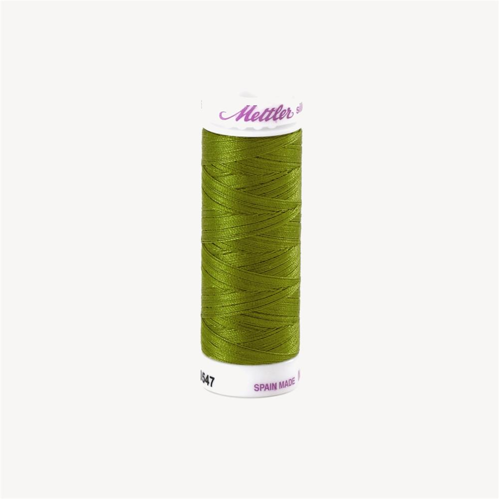 Mettler Cotton All Purpose Thread Yellowgreen