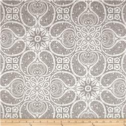 Magnolia Home Fashions Tibi Slate Grey Fabric