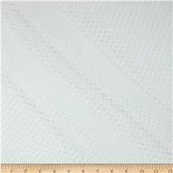 18'' Russian Netting Ivory Fabric