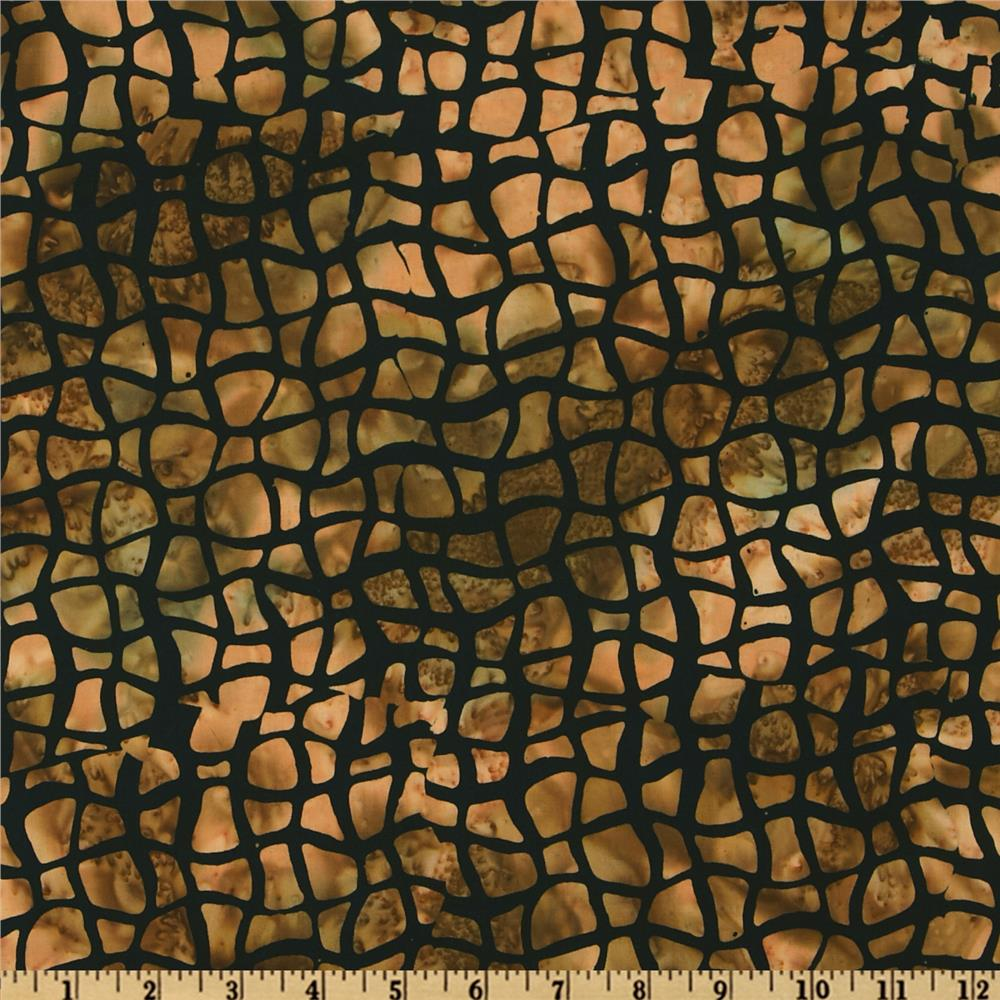 Bali Batiks Mosaic Antique Black