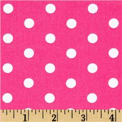 Pimatex Basics Dots Primrose Fabric