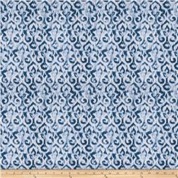 Fabricut Maister Damask Denim