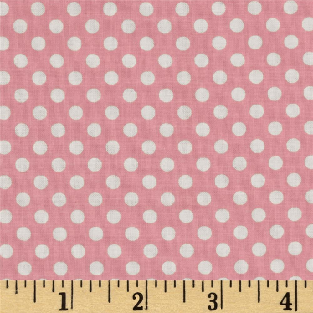 Spot On Mini Dots Pink