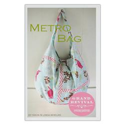 Tanya Whelan Metro Bag Pattern