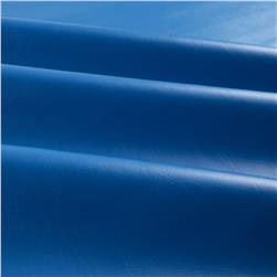 Vinyl Medium Blue Fabric