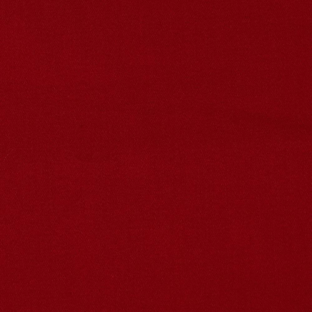 Kaufman Stretch Vera Sateen Wide Dark Red