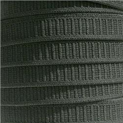 3/4'' No Roll Elastic 75 YD ROLL Black