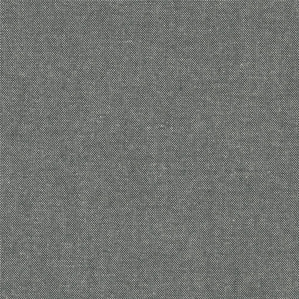 Kaufman Interweave Chambray Pepper