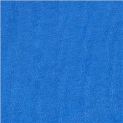 Cotton Jersey Knit Cornflower