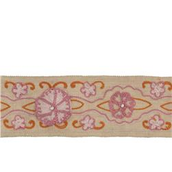 "Fabricut 2"" Tiegs Trim Parfait"