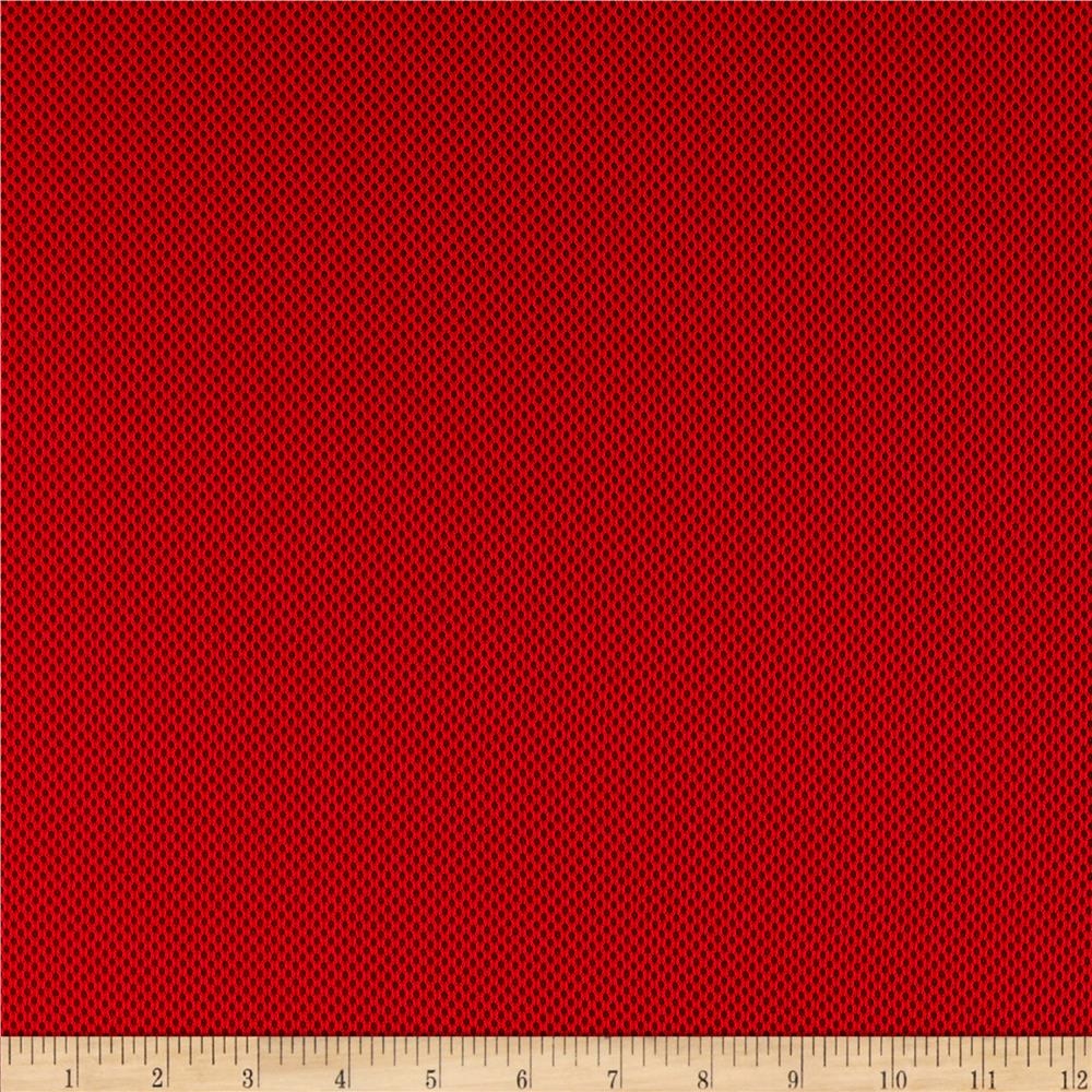 Spacer Mesh Red