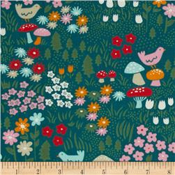 Birch Organic Everyday Party Meadow Floral Multi