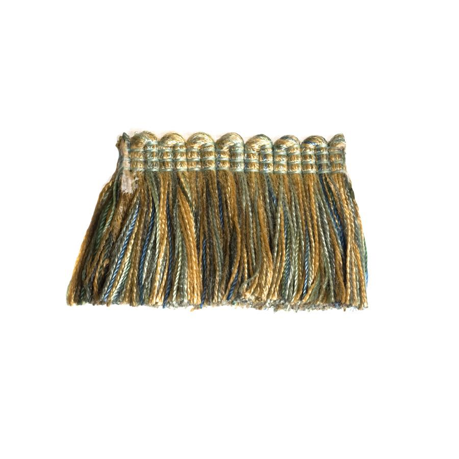 Trend 01243 Brush Fringe Teal