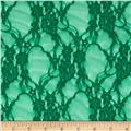 Avita Stretch Lace Green