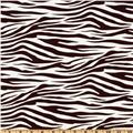 Metro Living Zebra Chocolate