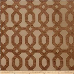 Jaclyn Smith Bendix Chenille Jacquard Brick