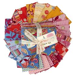 Moda The Ladies Stitching Club Fat Quarter Assortment